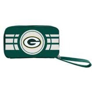 Little Earth Green Bay Packers Ripple Zip Wallet