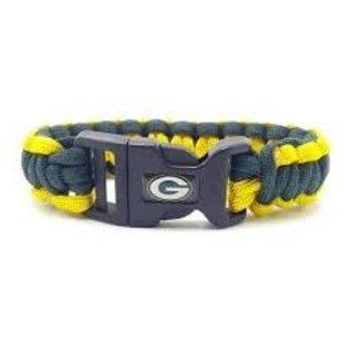 Green Bay Packers Survival Bracelet