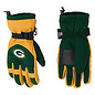 Outerstuff Green Bay Packers Nylon Youth Gloves