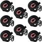 Riddell, Inc Chicago Bears 8 Pack Mini Helmets Party Pack