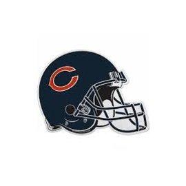 Chicago Bears Diecut Helmet Pennant