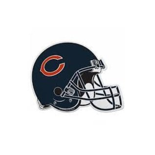 Rico Industries, Inc. Chicago Bears Diecut Helmet Pennant
