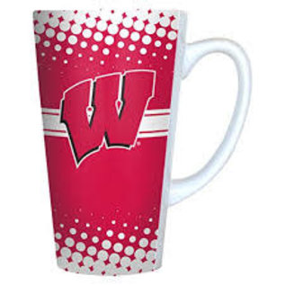 Boelter Brands LLC Wisconsin Badgers 16oz Latte Mug