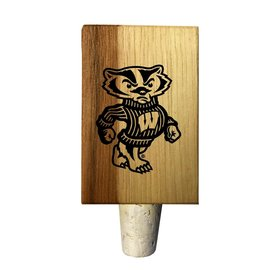 Wisconsin Badgers Bucky Bottle Stop