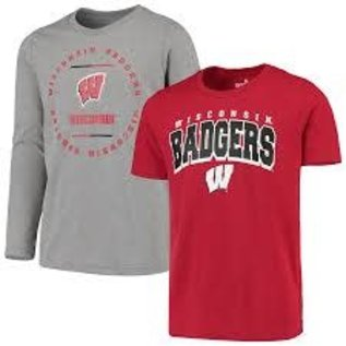 Wisconsin Badgers Youth Club 3 In 1 Combo Pack