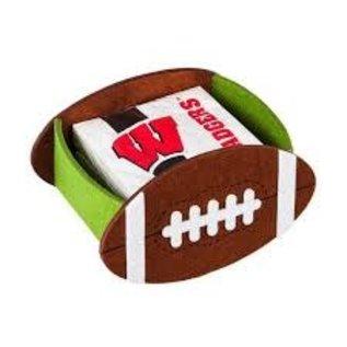 Evergreen Enterprises Wisconsin Badgers Napkins Felt Gift Set
