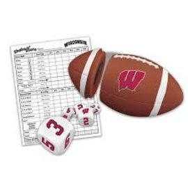Wisconsin Badgers Shake 'N' Score Game