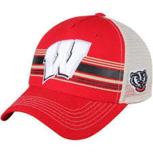 Wisconsin Badgers Sunrise Adjustable Hat
