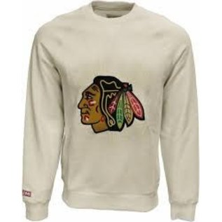 Adidas Chicago Blackhawks Men's Crew Sweatshirt