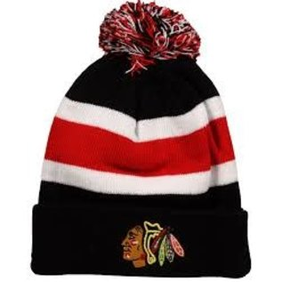 '47 Brand Chicago Blackhawks Breakaway Cuff Knit Hat