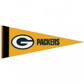 WinCraft, Inc. Green Bay Packers Mini Pennant: Yellow