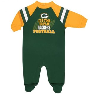 Gerber Childrenswear Green Bay Packers Infant Sleep and Play