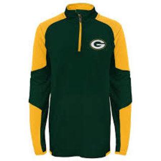 Green Bay Packers Youth Beta 1/4 Zip