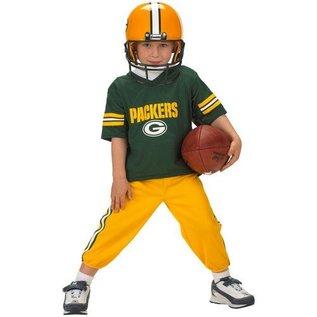 Franklin Sports Green Bay Packers Uniform Set