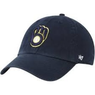 '47 Brand Milwaukee Brewers Toddler Clean Up Hat