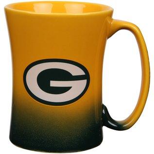 Boelter Brands LLC Green Bay Packers 14 oz Ombre Mug