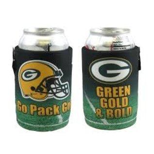 Kolder Green Bay Packers  Green, Gold, & Bold Can Cooler