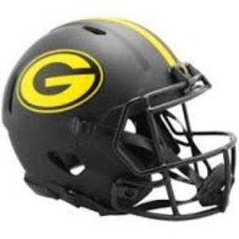 Riddell, Inc Green Bay Packers Eclipse Mini Helmet