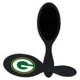 Green Bay Packers Hair Brush