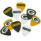 Green Bay Packers Guitar Picks 10 Pack