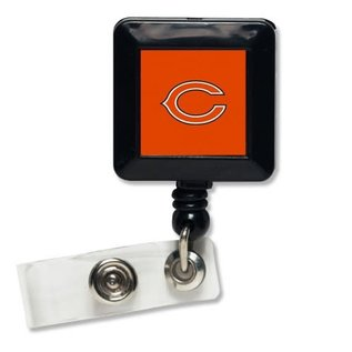 WinCraft, Inc. Chicago Bears Retractable Badge Holder