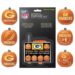 Boelter Brands LLC Green Bay Packers Pumpkin Carving Kit