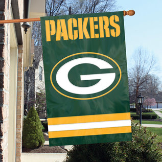 Green Bay Packers 44x28 2-sided Banner Flag