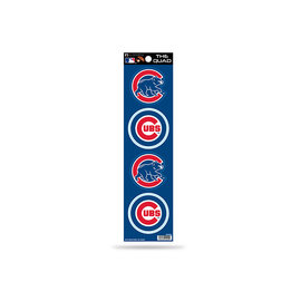 Rico Industries, Inc. Chicago Cubs The Quad Decals