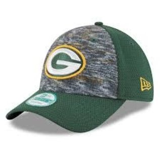 New Era Green Bay Packers 9-40 Sub Mixer Adjustable Hat