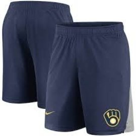 Nike Milwaukee Brewers Men's Shorts