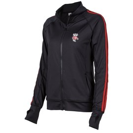 Zoozatz Wisconsin Badgers Women's Sideline Jacket