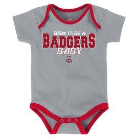 Wisconsin Badgers Infant Onesie