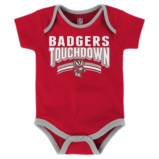 Wisconsin Badgers Infant Onesie