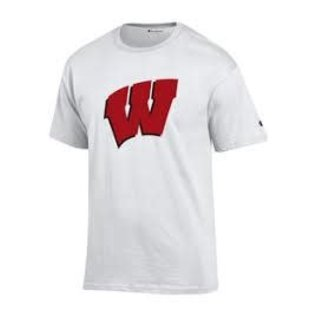 Wisconsin Badgers Youth Team Logo Short Sleeve Tee