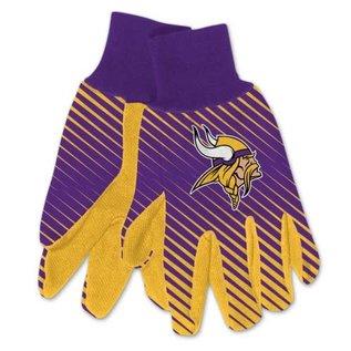 WinCraft, Inc. Minnesota Vikings Adult Two Tone Gloves