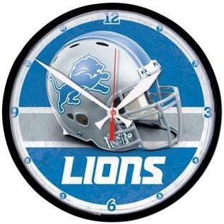 WinCraft, Inc. Detroit Lions Round Clock