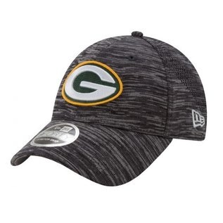 Green Bay Packers 9-40 Tech Adjustable Hat