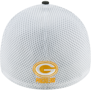 New Era Green Bay Packers 39-30 Heather Front Neo Hat