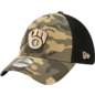 New Era Milwaukee Brewers 39-30 Camo Neo Hat