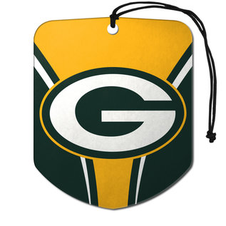 Green Bay Packers 2 Pack Air Fresheners