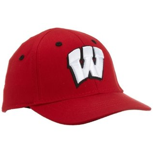 Top Of The World Wisconsin Badgers Cub Infant 1 Fit Hat