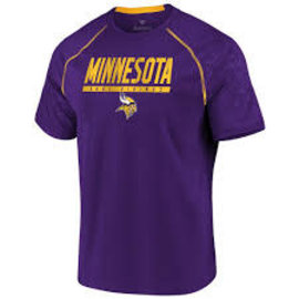 Fanatics Minnesota Vikings Men's Defender Mission Short Sleeve Tee