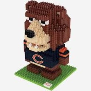 Forever Collectibles Chicago Bears Team Mascot BRXLZ