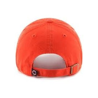 '47 Brand Chicago Bears '47 Orange Clean Up Adjustable Hat