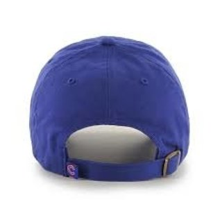 '47 Brand Chicago Cubs '47 Royal Ice Clean Up Adjustable Hat