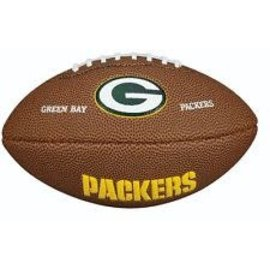 Jarden Green Bay Packers Air it Out Brown Youth Football