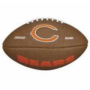 Chicago Bears Air it Out Brown Youth Football