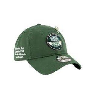 New Era Milwaukee Bucks 9-20 Draft Series Adjustable Hat