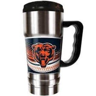 Chicago Bears Champ 20 Oz Travel Tumbler