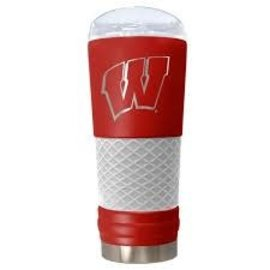 Great American Products, LTD Wisconsin Badgers 24oz Draft Tumbler